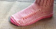 Kriskrafter: Better Dorm Boots - Free Knitting Pattern!