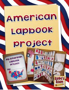 Runde's Room: 50 States Lapbooking Project...perfect for my 5th grade class!