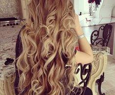gorgeous light brown / blonde naturally tousseled curls wavy hair long pretty hair, sandy brown dirty blonde long wavy hair gorgeous