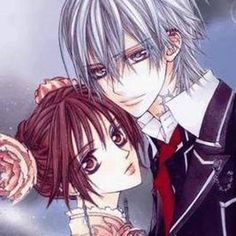 Vampire knight - Yuki & Zero - That looks like Yuki, but at the same time, it doesn't look like Yuki. Do you get what I mean?