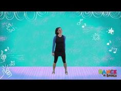 ▶ Intro to Dance 'n Beats Training System for Preschool Dance - YouTube