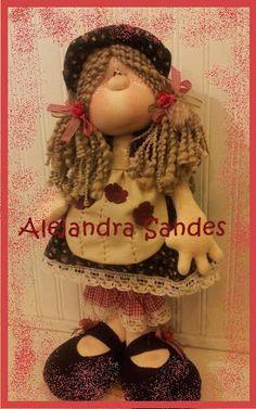 Muñecas de Alejandra Sandes para intercambio - edith lily carrillo condori - Веб-альбомы Picasa