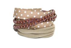 http://de.dawanda.com/product/102765371-wickelarmband-perlen-und-stoff