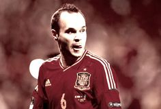 And not far behind is the man who is OMNIPRESENT - Andres Iniesta :)