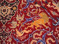 The Carpet Museum, Tehran.