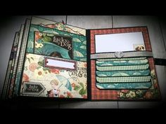 Hello welcom to my channel my name is scrapqueen and i like to introduce you my new album made for country craft creations there is a tutorial ready for you .
