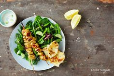 Chicken Tikka Skewers on the 8-Week Program – I Quit Sugar I'm trying to Pin It To Win It! To guarantee a spot on the next I Quit Sugar Program, CLICK THIS IMAGE