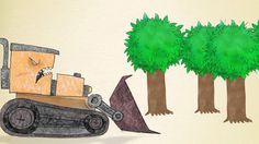 Ecosia: Superheroes of the web