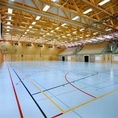 Switzerland / Teufen, Sports Hall - CONICA® SPORTS FLOORING