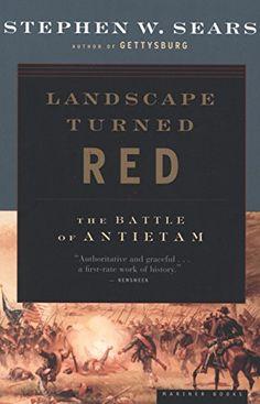 Landscape Turned Red: The Battle of Antietam by Stephen W. Sears http://smile.amazon.com/dp/B00SEUB89K/ref=cm_sw_r_pi_dp_Q5QJvb05A6Q3G