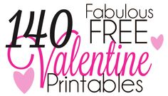 Loads of ideas for Valentine's Day or anniversaries...yay!
