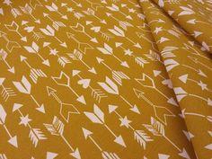 Love Struck Mustard B30 | Textile Express |