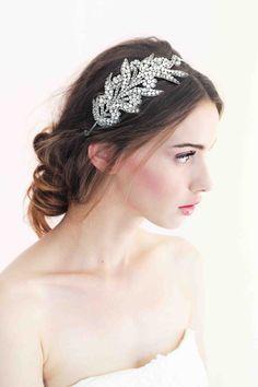 Evangeline Bridal Headpiece