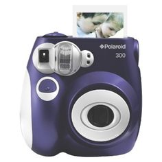 I'm learning all about Polaroid 300 Instant Camera - Purple (PIC-300L) at @Influenster!