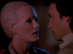 Gary Graham and Terri Treas in Alien Nation Childhood Memories, Science Fiction, Tv Series, Tv Shows, Sci Fi, Universe, Cinema, Entertainment, Movies