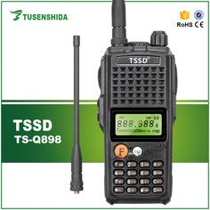 >> Click to Buy << New Arrival TSSD 10W MAX Long Distance VHF 136-174MHZ Walkie Talkie with High Battery Capacity for Police Rescue Ham Fireman #Affiliate