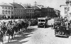 Wejście Armii Czerwonej do Wilna, 19 września 1939 r.
