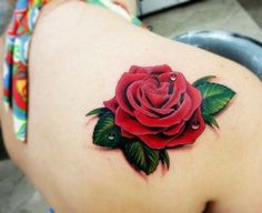 Absolutely awesome realism tattoo...3D