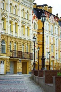 Kiev, Ukraine by Hercio Dias