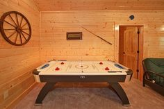 Morning View Manor - A 12 bedroom, fun-filled cabin that has it all! http://www.largecabinrentals.com/cabins/morning-view-manor/