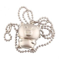 Charming Necklace Watch