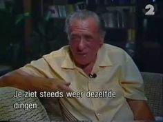 Charles Bukowski on dying and how to write