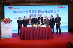 Sabre and HNA Aviation Group solidify relationship and expand strategic technology agreement - PR Newswire (press release)