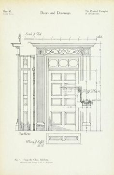The practical exemplar of architecture Architecture Classique, Detail Architecture, Classic Architecture, Architecture Drawings, Historical Architecture, Sustainable Architecture, Architecture Plan, Landscape Architecture, Detailed Drawings