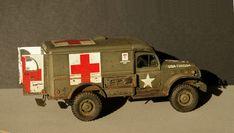 US ambulance WC54