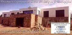 Maison Ossature Bois BBC Bio climatique - Chantier en Cours    Cabinet d'Architecture Kayser Milleliri, Architecte DPLG en Corse à Propriano - Tel : 06 60 58 06 25 http://www.corsicarchitecture.fr