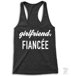 Girlfriend? Nope, this girl Fiancee!