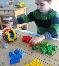 6 Lego Duplo Preschool Activities - No Time For Flash Cards
