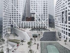 SLICED POROSITY BLOCK - CAPITALAND RAFFLES CITY CHENGDU Chengdu, China, 2007-November 2012 STEVEN HOLL ARCHITECTS