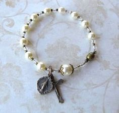Need one of these to put in my pocket.  I can say a rosary while waiting in a long line..