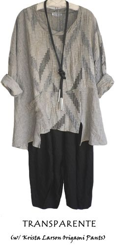 Kati Koos ~ July 2012 Newsletter - like this top - multi-functional with lots of looks!