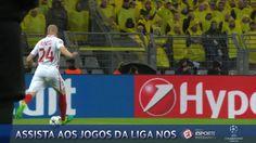 Melhores Momentos - Borussia Dortmund 2 x 3 Monaco - Champions League (1...