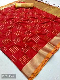 New Indian Soft Silk Weaving Designer Saree Ethnic Wedding Party Wear Sari 6 Cotton Sarees Handloom, Kota Silk Saree, Bandhani Saree, Soft Silk Sarees, Chiffon Saree, Saree Dress, Net Saree, Banarasi Sarees, Floral Chiffon
