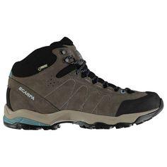 Moraine GTX Walking Shoes Ladies 92f16146df3