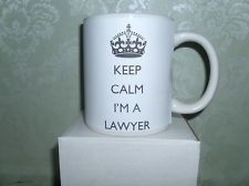 This is for you, Dan. We will miss you terribly. RIP, my friend.    Lawyer coffee mug