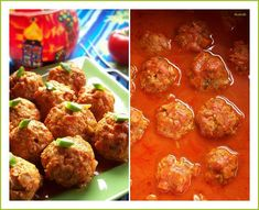 Szellem a fazékban: Padlizsános húsgombócok törökösen Bologna, Ethnic Recipes, Food, Essen, Yemek, Meals