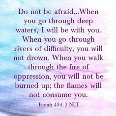 Isaiah 43:1-2