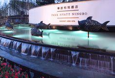 PARK HYATT NINGBO RESORT AND SPA, CHINA: Designed by BENSLEY