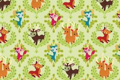 Jordan-elise.com They make beautiful stuff. Look at these patterns.. über cute animals..