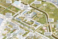 Healthy Urbanization on Behance