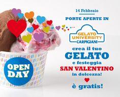 Gelato, San Valentino, University, Learning, Food, Ice Cream, Studying, Essen, Teaching