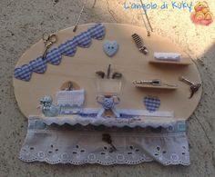 L'angolo di kuky!: Piccole miniature, il bagno.....
