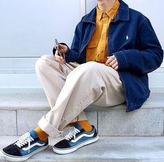 Korean Street Fashion - Life Is Fun Silo Mode Outfits, Retro Outfits, Trendy Outfits, Vintage Outfits, Fashion Outfits, Pink Outfits, Fashion Ideas, Womens Fashion, Fashion Tips