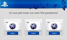 Obtenir le code PSN gratuit 100% gratuit maintenant Merci à nos commanditaires at codepsngratuit.fr