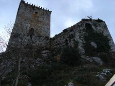 Torre de Nogueirosa (Pontedeume, Galicia - España)