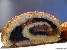 Nuss-Mohn Strudel à la Gudrun von Mödling - Gudrun von Mödling Pancakes, Cheesecake, Pie, Gudrun, Breakfast, Desserts, Recipes, Food, Stollen
